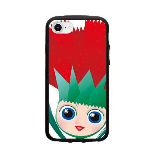 iPhone8/7/6s/6 麩羅画堂 caranation