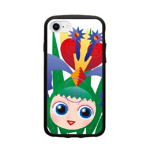 iPhone8/7/6s/6 麩羅画堂 iris