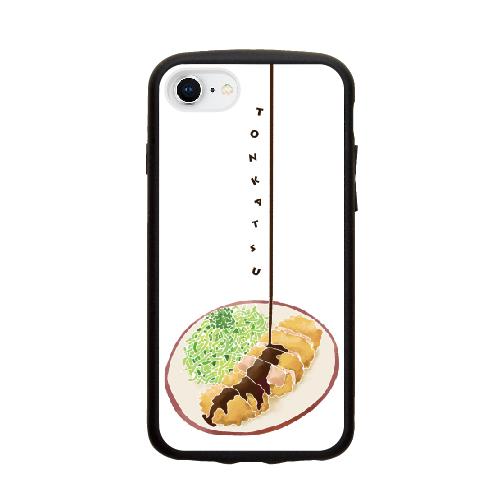 iPhone8/7/6s/6 柴山ヒデアキ TON-KATSU